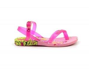 Sandałki brazylijskie IPANEMA 32 różowe kids 81930