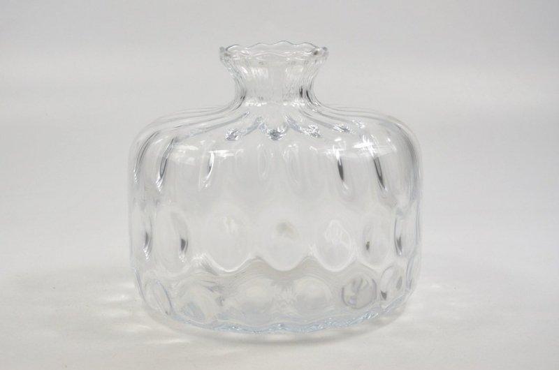 Wazon szklany okrągły