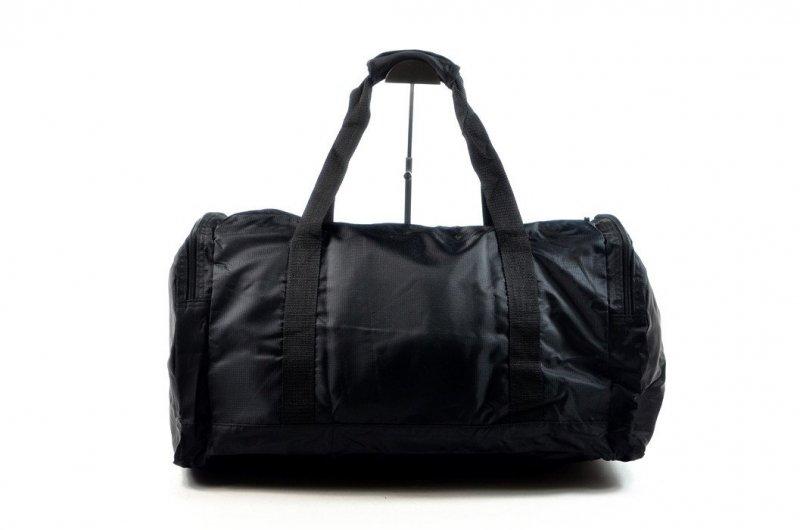 TOREBKA podróżna AIRTEX bagaż podręczny CZARNA