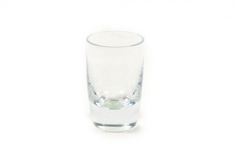 Szklaneczka wazonik szklany ozdobny