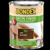 Bondex Satin Finish lakierobejca 0,75L MAKASAR ekstremalnie odporna na warunki atmosferyczne