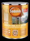 Sadolin Extra lakierobejca 0,75L PINIOWY PINIA 2 drewna