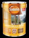 Sadolin Extra lakierobejca 5L ORZECH WŁOSKI 4 drewna