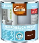 Sadolin Dekor Lakierobejca 2,5L PALISANDER drewna