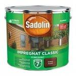 Sadolin Classic impregnat 9L CIEMNY ORZECH drewna clasic