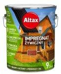 Altax Impregnat 4,5L MAHOŃ Żywiczny Drewna Szybkoschnący