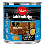 Altax Lakierobejca Drewna 0,25L DĄB niebieska