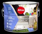 Altax emalia Biały PÓŁMAT 2,5L akrylowa wodna