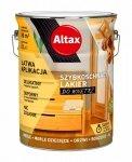 Altax lakier szybkoschnący drewna POŁYSK 5L bezbarwny do wnętrz