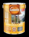 Sadolin Extra lakierobejca 10L SZARY CIEMNY drewna