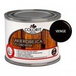Colorit Lakierobejca Drewna 375ml VENGE WENGE szybkoschnąca satynowa farba do