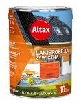 Altax Lakierobejca 10L MAHOŃ Żywiczna Drewna Szybkoschnąca