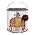 Colorit Lakierobejca Drewna 2,5L MAHOŃ szybkoschnąca satynowa farba do