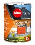 Altax Lakierobejca 5L MAHOŃ Żywiczna Drewna Szybkoschnąca