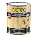 Bondex Wood Preserver ATC Impregnat 0,75L Gruntujący do drewna