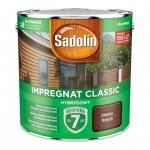 Sadolin Classic impregnat 2,5L CIEMNY ORZECH drewna clasic