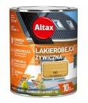 Altax Lakierobejca 0,75L DĄB Żywiczna Drewna Szybkoschnąca