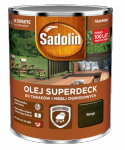 Sadolin Superdeck olej 0,75L WENGE 90 tarasów drewna do