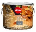 Altax olej do drewna 5L ANTRACYT tarasów