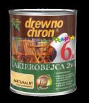 Drewnochron 2w1 Lakierobejca NATURALNY 5L drewna do
