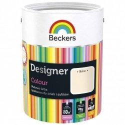 Beckers 5L MELON Designer Colour farba lateksowa