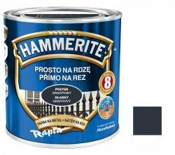 Hammerite Na Rdzę 2,5L GRAFITOWY POŁYSK hamerite farba