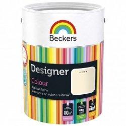 Beckers 5L IRIS Designer Colour farba lateksowa