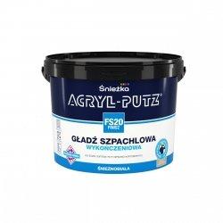 Acryl-Putz Gładź Szpachlowa FS20 17kg gotowa Finish