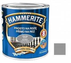 Hammerite Na Rdzę 2,5L SZARY POŁYSK hamerite farba