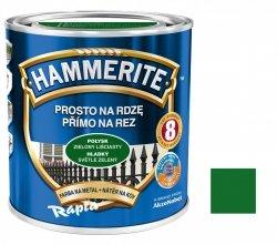 Hammerite Na Rdzę 2,5L ZIELONY LIŚCIASTY POŁYSK hamerite farba
