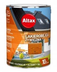 Altax Lakierobejca 10L TIK Żywiczna Drewna Szybkoschnąca