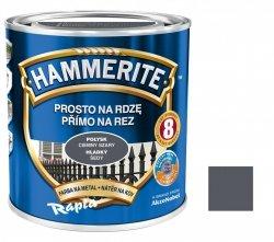 Hammerite Na Rdzę 0,25L CIEMNY SZARY POŁYSK hamerite farba