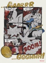 Fototapeta Dzieci 184x254 4-421 Komiks Miki Donald Disney Myszka Kaczor