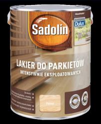 Sadolin Lakier Diamond PÓŁMAT 5L parkietu Dulux drewna