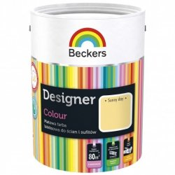 Beckers 2,5L SUNNY DAY Designer Colour farba lateksowa