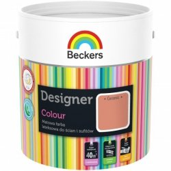 Beckers 2,5L CERAMIC Designer Colour farba lateksowa