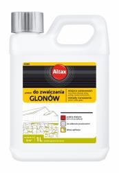 Altax Środek Preparat Glonów 1L jak algat zwalczania do