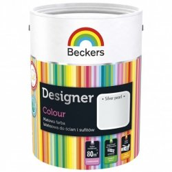 Beckers 2,5L SILVER PEARL Designer Colour farba lateksowa