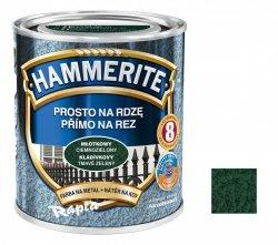 Hammerite Na Rdzę 0,7L CIEMNOZIELONY MŁOTKOWY hamerite farba