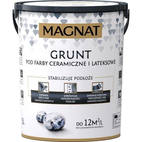 MAGNAT Grunt 5L pod Ceramic Care Primer Style Farba Gruntująca