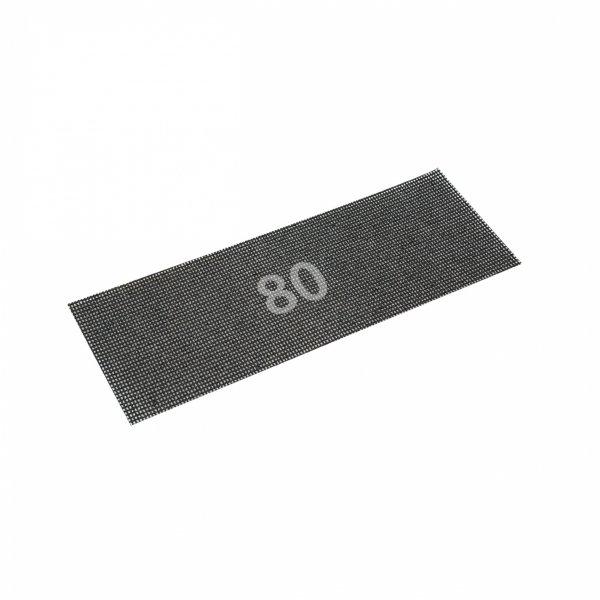 Siatka szlifierska gr.80 ścierna do szlifowania gipsu gładzi