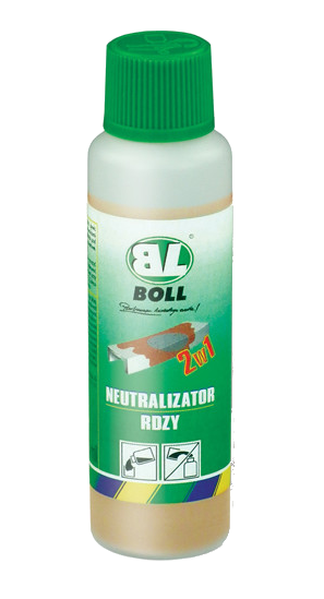 BOLL Neutralizator Rdzy 60ml Podkład Grunt