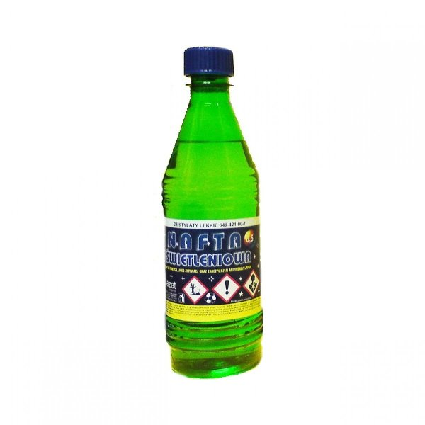 Nafta Oświetleniowa 0,5L Cazet