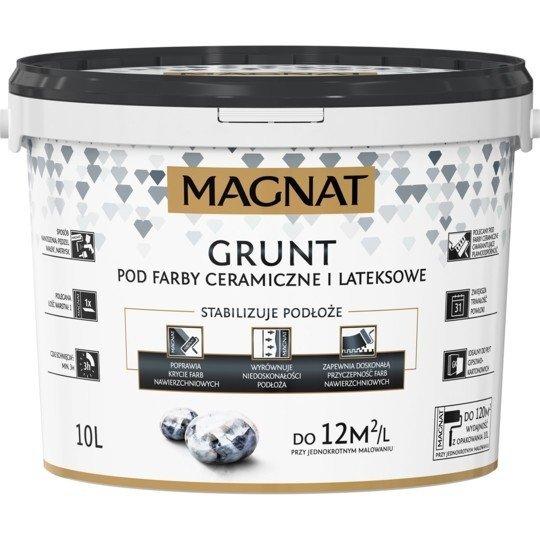 MAGNAT Grunt 10L pod Ceramic Care Primer Style Farba Gruntująca
