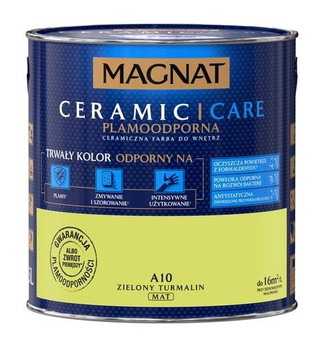 MAGNAT Ceramic Care 2,5L A10 Zielony Turmalin
