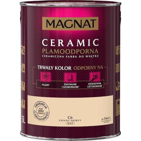 MAGNAT Ceramic 5L C6 Lniany Nefryt