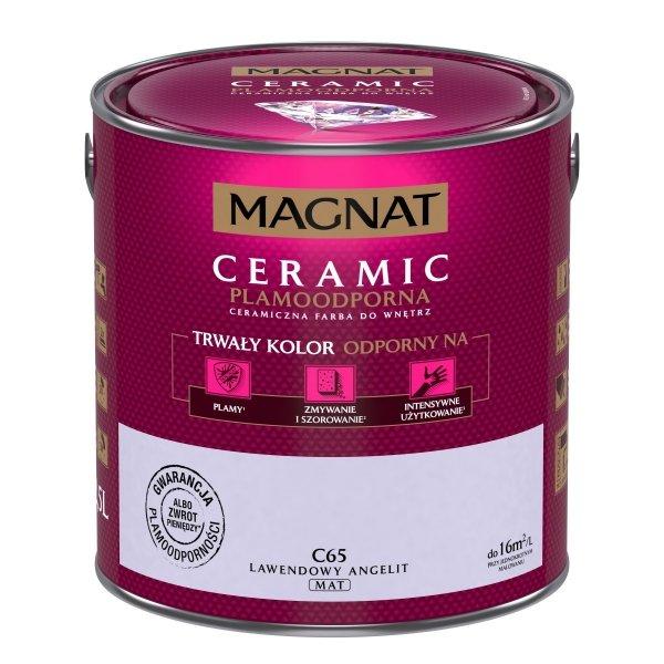 MAGNAT Ceramic 2,5L C65 Lawendowy Angelit