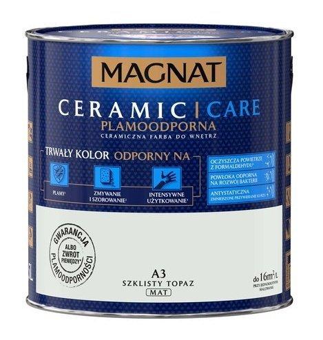 MAGNAT Ceramic Care 2,5L A3 Szklisty Topaz