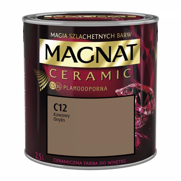 MAGNAT Ceramic 2,5L C12 Kawowy Onyks