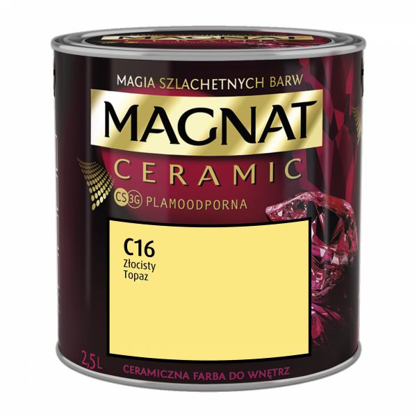 MAGNAT Ceramic 2,5L C16 Złocisty Topaz
